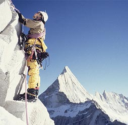 Mountain Climbing Expeditions In India