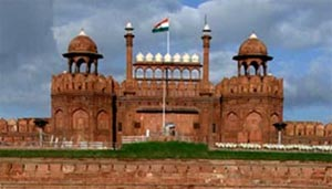 Red Fort, Photo of India
