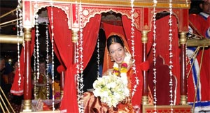 Traditional Wedding In India