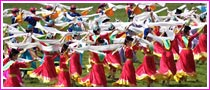 Festivals in Mongolia