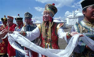 Adventure & Leisure Holiday in Mongolia