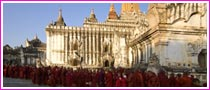 Buddhist Pilgrimages Tour In Myanmar