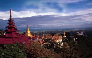 General Information of Myanmar