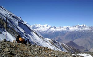 Annapurna Base Camp Treking in Nepal