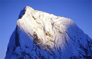 Cholatse Expedition - 6440m Nepal
