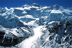 Kanchanjunga Himal Expedition in Nepal