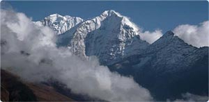 Kang Guru Expedition - 7038m Nepal