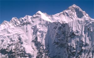 Makalu Himal Expedition in Nepal