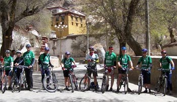 Mountain Biking Tours In Pakistan