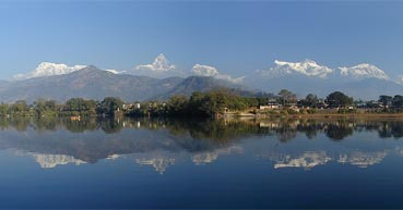 Photo from Pokhara: Nepal Adventure
