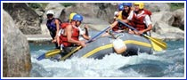 Bheri River White Water Rafting Nepal