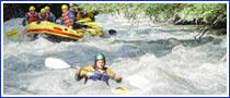 Dudh Kosi White Water River Rafting Nepal