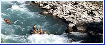 Tama Kosi White Water River Rafting Nepal