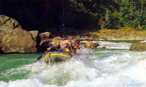 Tamor White Water River Rafting Nepal