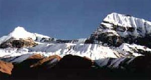 Singu Chuli (Fluted Peak) Expedition Nepal