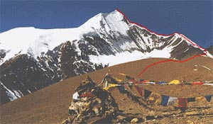 Sita Chuchura Expedition - 6,611m Nepal