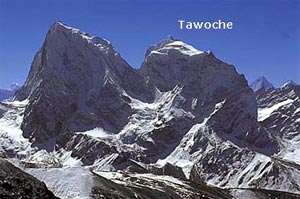 Tawoche Expedition - 6501m Nepal
