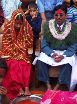 Traditional Wedding Nepal