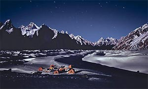 Mountain Expedition in Pakistan