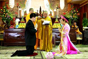 Traditional Wedding In Thailand